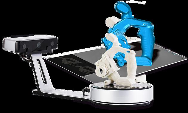 Einscan-SP 3D scanner