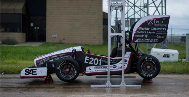 UPenn Racing Team Hopes to Shatter Records With Xometry's Help