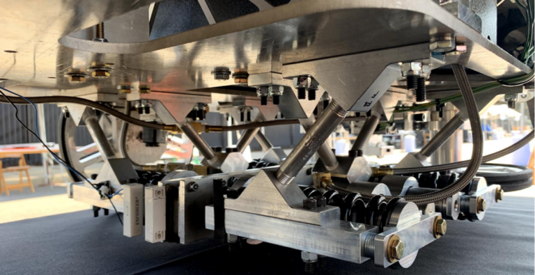 Case Study: Cal Poly Hyperloop Team SLOs Down with Xometry Brakes
