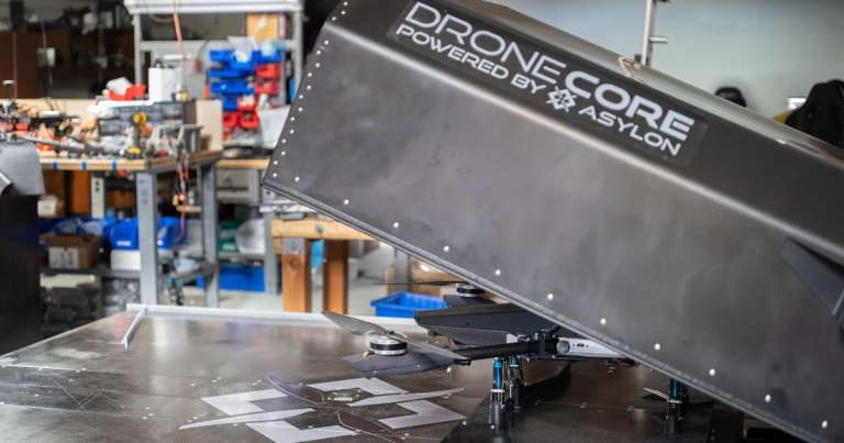 Case Study: Asylon's Autonomous Drones Secure the Skies with Help from Xometry
