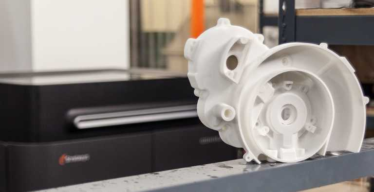 The Advantages of Additive Manufacturing