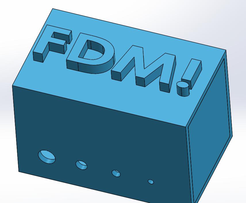 fdm text part