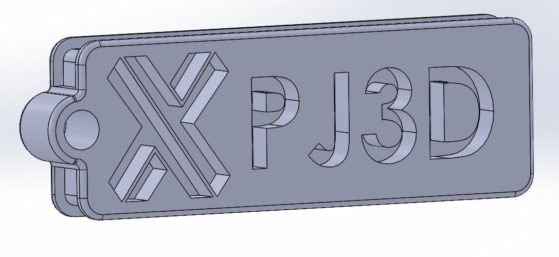 PJ3D Sample part base