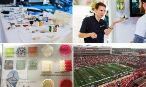 Gears on the Gridiron collage