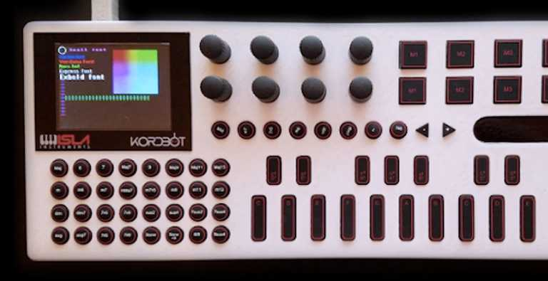 KordBot instrument