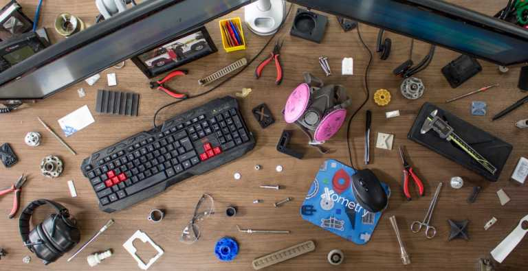 What's on a Project Engineer's Desk?