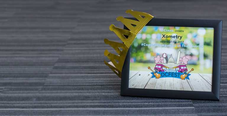 Xometry Crowned One of the Coolest Companies in DC!