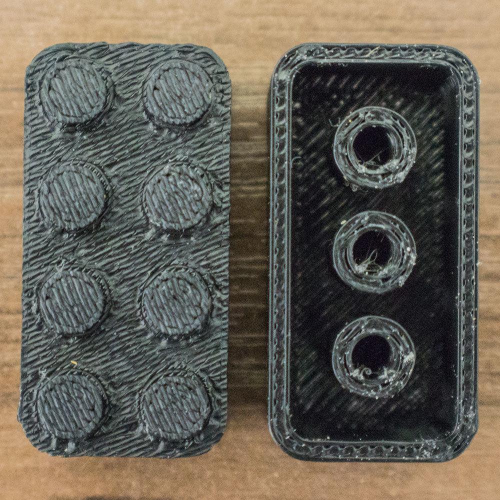 FDM 3D Printing brick