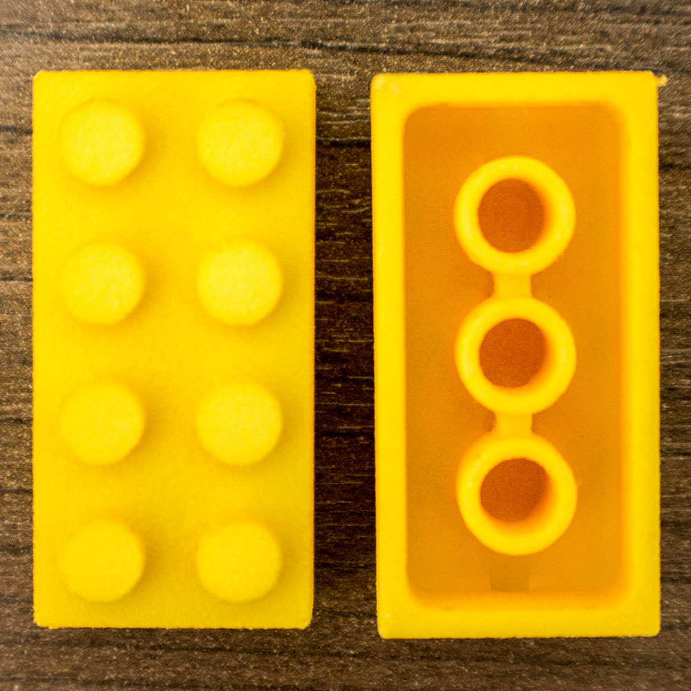 SLS 3D Printing brick v1