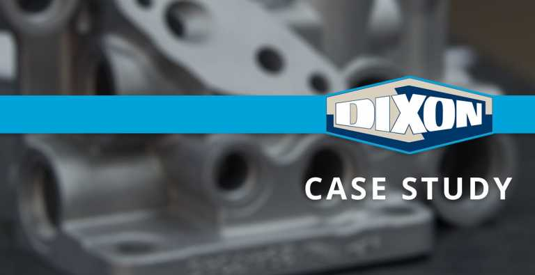 Case Study: Dixon Valve & Coupling drives down production cost and time with Xometry
