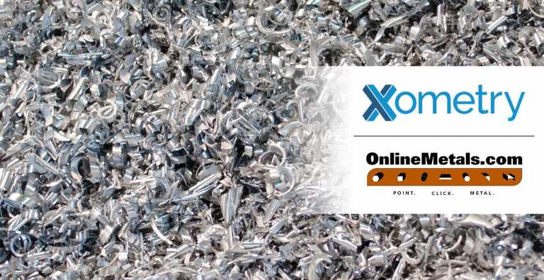 New Partnership with Online Metals - 20% Discount on All Materials
