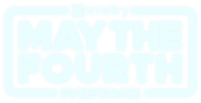 Xometry May the Fourth Sweepstakes